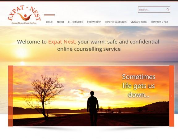 Κατασκευή Ιστοσελίδας Expatnest